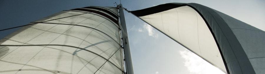 vindsegel som illustrerar styrränta