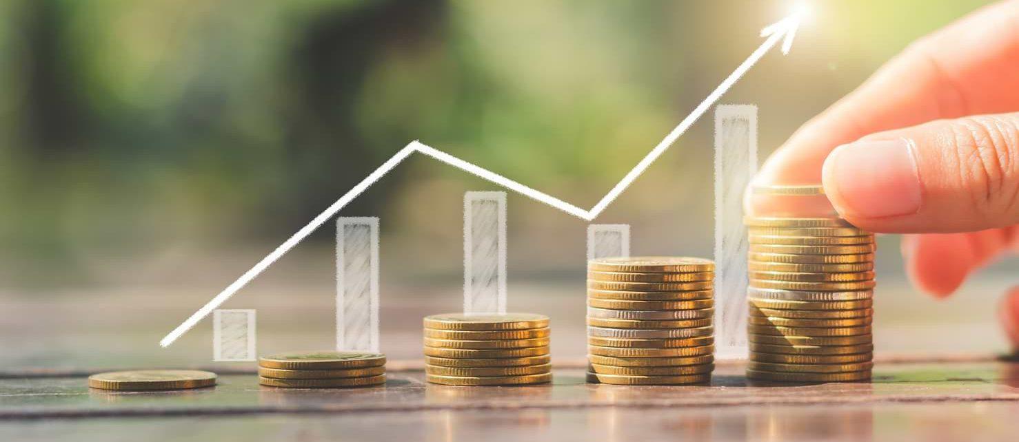 Pengar växer genom aktiehandel